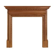 Kielder Solid Oak Mantelpiece